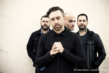 Tim McIllrath deutet neues Album an