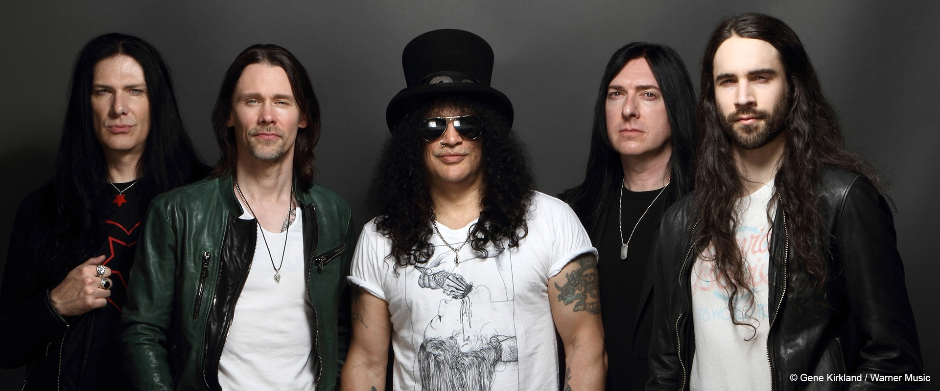 Slash feat Myles Kennedy And The Conspirators kündigen Album an