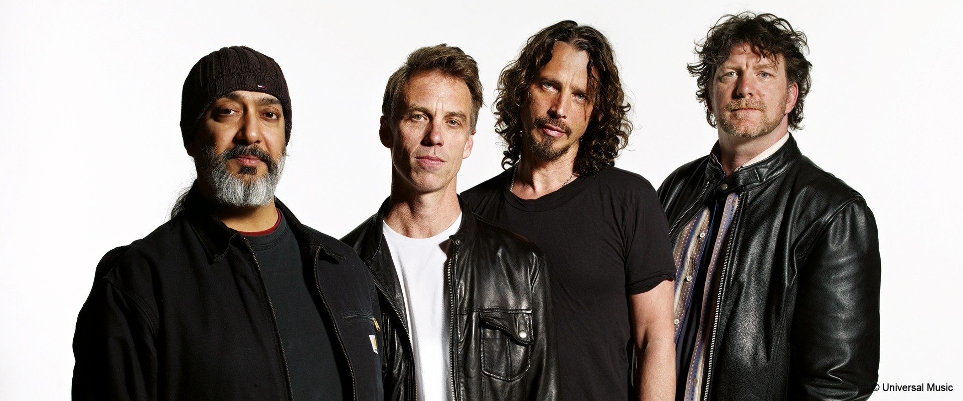 "Soundgarden mit ""Live From The Artists"" auf großer Leinwand"